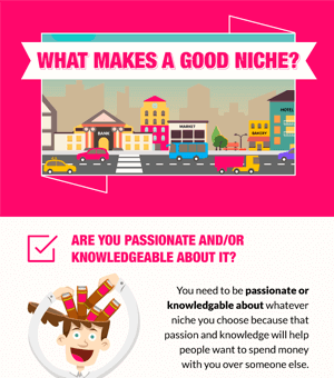 What Makes a Good Niche?