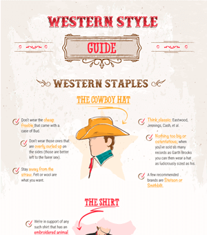 Western Style Guide