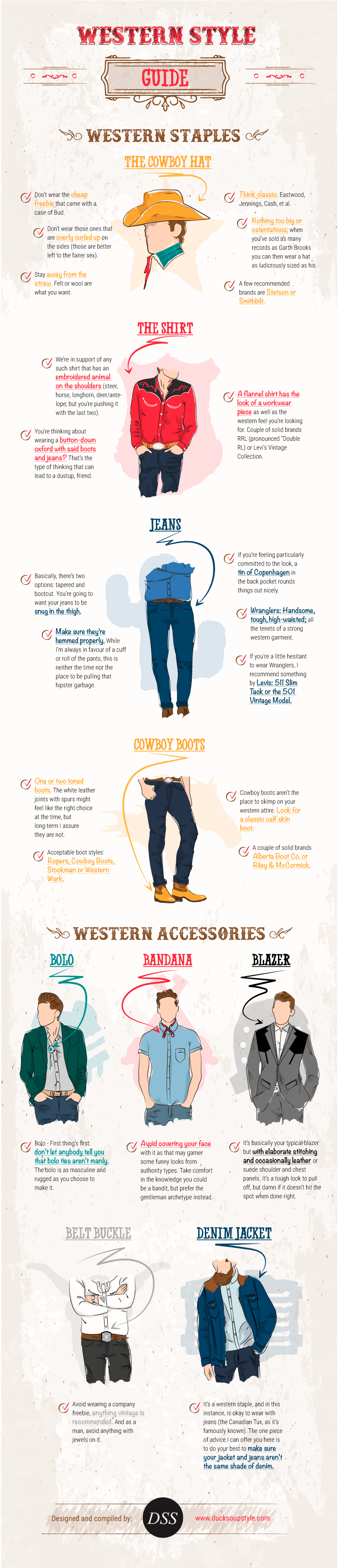 western_style_guide