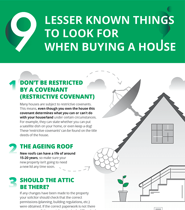 9 things about buying house