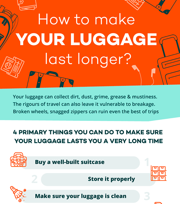 Make Your Luggage Last Longer