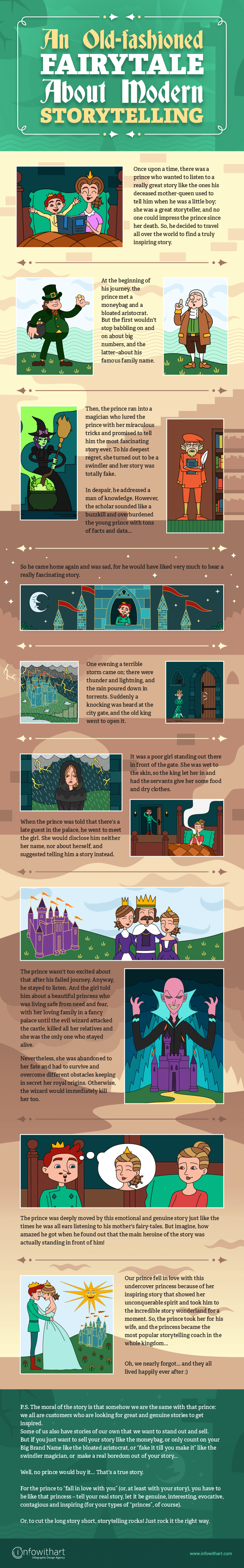 An Old-Fashioned Fairytale About Modern Storytelling - www