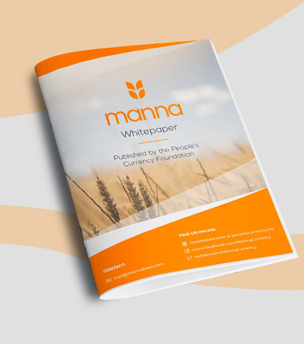 Manna Whitepaper and Pitch Deck