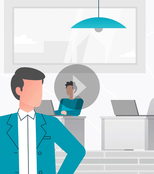 Explainer Video for Amon Talent Scan