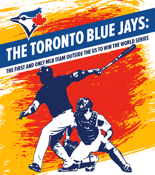 Toronto Blue Jays Infographic